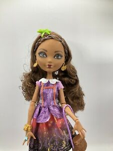 Ever After High Doll Cedar Wood - Like New Deboxed
