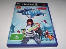 Eye Toy Play: Hero PS2 PAL Preloved *Complete*