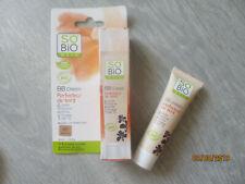 Bb cream bio So bio etic perfecteur de teint beige éclat neuf scellée