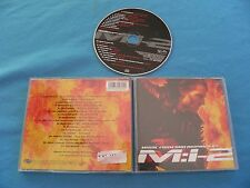 M : I-2 - Soundtrack - RARE IMPORT CD Metallica / Foo Fighters / Rob Zombie