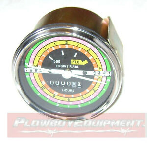 388893R91 Tachometer Tach for IH Farmall Tractor 2424 2444 424 444