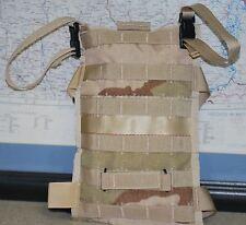 Molle RACK Leg Panel - Desert - New - Sun Visor Holder