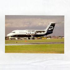 Presidential Airways - BAE 146 - G OHAP - Avión Tarjeta postal