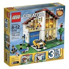 LEGO Creator City House (#31012) BRAND NEW IN FACTORY SEALED BOX with rare light