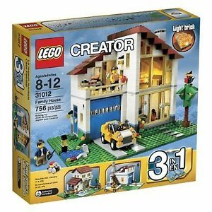 Lego Creator 31012 Family House (2013) retired, brand new in open box