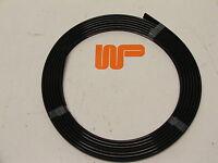 CLASSIC MINI - WOOD & PICKETT BLACK ROOF GUTTER TRIM 06043