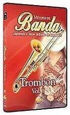 Metodo de Banda -- Trombon, Vol 1: Aprende a Tocar al Estilo de Banda  EXLIBRARY