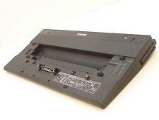 Toshiba PA3916B-1PRP Hi-Speed Port Replicator II Docking Station Tecra R840 R850