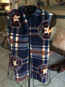 Houston Astros scarf 🧣