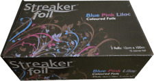 Streaker Foil - Coloured - Refills 120mm x 100m