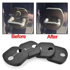 Door Lock Cover Waterproof Cap For Nissan Versa Sentra Qashqai Renault Koleos