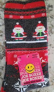 """NWT! Women XMAS Christmas Socks/Joe Boxer + FREE """"Skipping Christmas"""" Book!"""