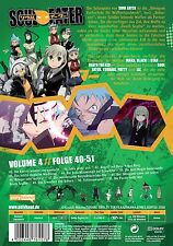 SOUL EATER VOL.4 2 DVD NEU