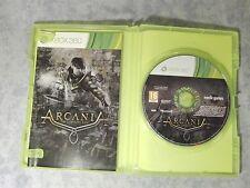 ARCANIA THE COMPLETE TALE GOTHIC MICROSOFT XBOX 360 ITALIANO COMPLETO COME NUOVO