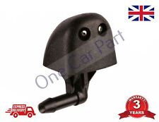 2 x For Renault Trafic Laguna II Kangoo Front Washer Jet Wiper Nozzle Pipe Hose
