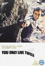 YOU ONLY LIVE TWICE [DVD] - DVD  6AVG The Cheap Fast Free Post