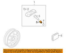 KIA OEM 06-12 Sedona TPMS Tire Pressure Monitor-Valve Stem Nut 529343L000