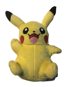 Pokemon Tomy Pikachu Plush Waving Plush -