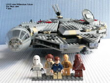 4504 LEGO STAR WARS MILLENNIUM FALCON 100% COMPLETE W/INSTRUCTIONS & BOX