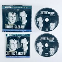 William Shakespeare's Julius Caesar BBC Radio Full Cast 2 CDs Audio Book