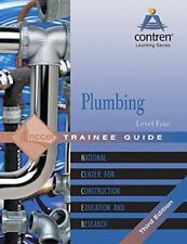 Plumbing, Level Four: Trainee Guide (Contren Learning Series)