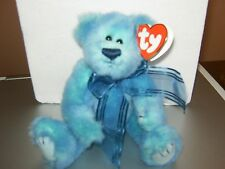 Ty Beanie Baby Azure With Fully Jointed Arms & Legs 1993-The Attic Treasures Col