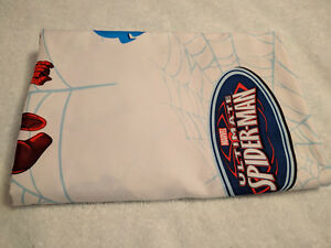 MARVEL ULTIMATE SPIDER-MAN TWIN FLAT SHEET CRAFT FABRIC
