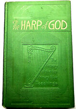 1928 The HARP OF GOD  IBSA RUTHERFORD JEHOVAH ORIGINAL