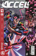 Accell #1,2,3,4,5 Run, NM 9.4, 1st Prints, 2017 Flat Rate Shipping-Use Cart