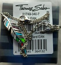 Thomas Sabo A1749-340-7 bracelet Feather Ag925