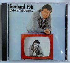 Gerhard Polt - d´Anni hat g´sagt...  - /CD