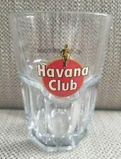 Havana Club Rum Glass 8 oz New Collectible - El Ron de Cuba Mojito Drinks