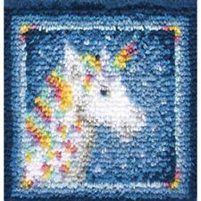 WonderArt 426135 Unicorn Latch Hook Kit 30 X 30cm