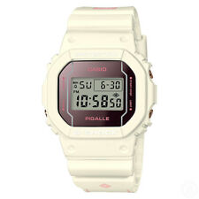 CASIO G-SHOCK x PIGALLE Limited Edition White Watch GShock DW-5600PGW-7