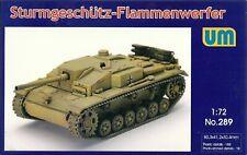 UniModel 1/72 StuG Flammenwerfer
