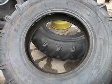 Two New 169x28 John Deere 8 Ply R 1 Bar Lug Rear Farm Tractor Tires