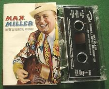 Max Miller There'll Never Be Another inc The Fan Dancer + Cassette Tape TESTED
