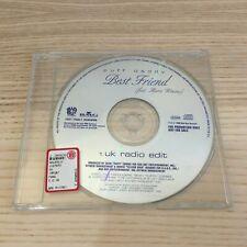 Puff Daddy feat Mario Winans _ Best Friend _ CD Single PROMO _ 1999 BadBoy