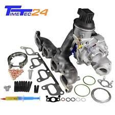 Turbolader 2.0TDI 81kW-103kW CFFB 54409700036 03L253056G 03L253019P +Montagesatz