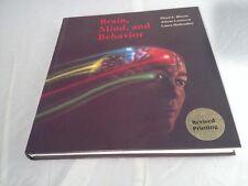 """Brain, Mind, and Behavior"" By Floyd E Bloom & Arlyne Lazerson"