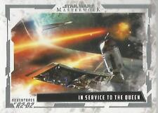 Star Wars Masterwork 2017 - AR-1 Adventures of R2-D2 Chase Card