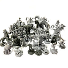 Lot 5 D&D Dungeons & Dragons Board Role playing Game Miniature figure random toy