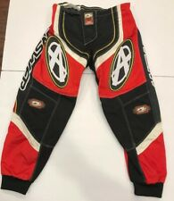 Answer Edge Motor Cross Motorcycle Dirt Bike Rider Pants Size 26