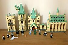Lego Harry Potter Hogwarts Castle (4842) complete incl minifigures