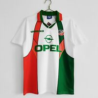 1996 Ireland Away Retro Soccer Jersey