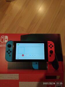 Nintendo SWITCH v2(2019) complete
