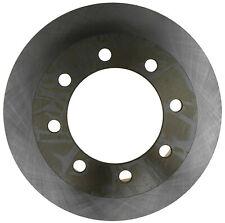Disc Brake Rotor-Non-Coated Rear ACDelco Advantage 18A933A