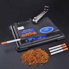 Cigarette Making Rolling Machine Hand Operation Maker Tobacco Maker Roller Black