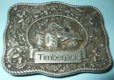 belt buckle Timberjack model 550 ol