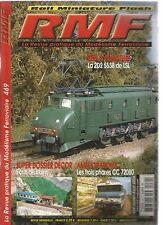RMF N°469 DOSSIER DECOR : ECRIN DE TRAINS / AMELIORATIONS : LES 3 PHARES CC72080